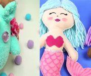 ساخت عروسک و کاردستی زیبا برای عیدی دادن به کودکان