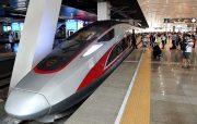 قطارهای مغناطیسی چین با سرعت 600 کیلومتر در ساعت