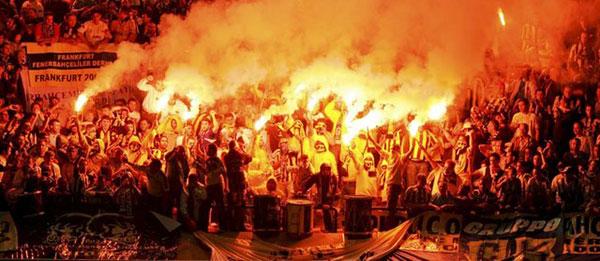 هواداران تیم ترکیه