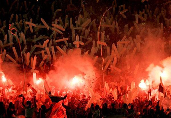 هواداران کولوکو شیلی