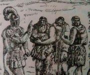 زاده شدن کیخسرو و سپردن او به شبانان، داستانی از شاهنامه