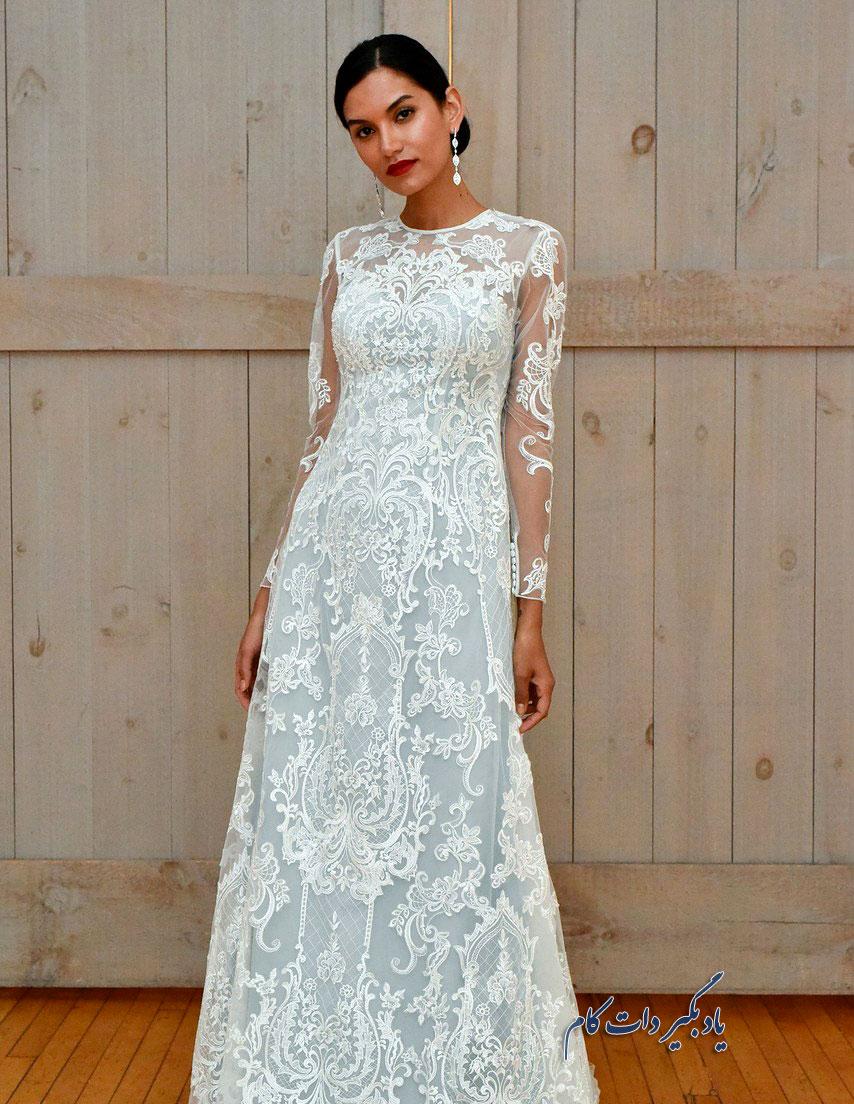 ایده برای لباس عروس