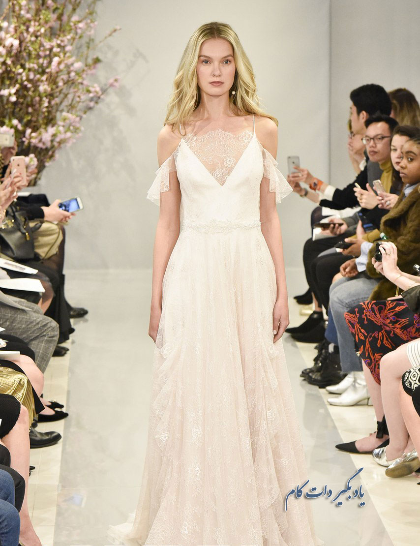 مدل لباس عروس شیک 2018