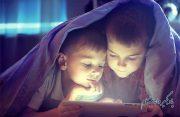 نور آبی چطور روی مغز و بدنتان تاثیر می گذارد؟