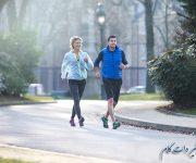 کاهش وزن با پیاده روی سریع