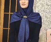 آموزش نحوه پوشیدن شال و روسری