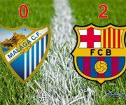 گام بلند بارسلونا به سوی قهرمانی