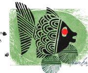 داستان صوتی ماهی سیاه کوچولو