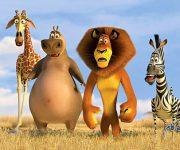 انیمیشن ماداگاسکار به زبان اصلی