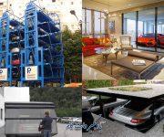 معرفی تکنولوژی های جدید پارکینگ اتومبیل