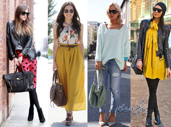 توصیه های کاربردی برای ست کیف و کفش خانم ها