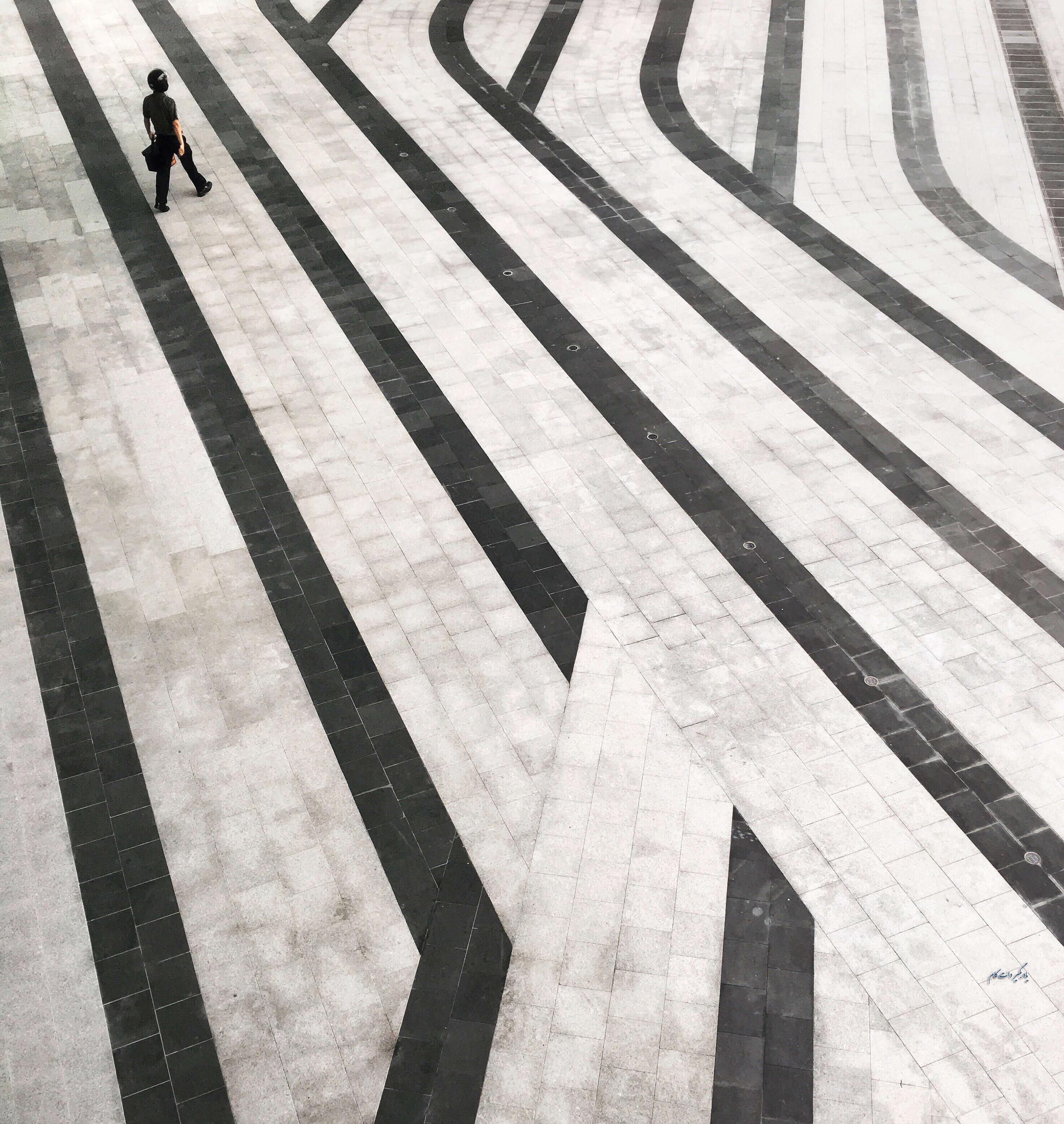 خطوط راهنما در عکاسی موبایل