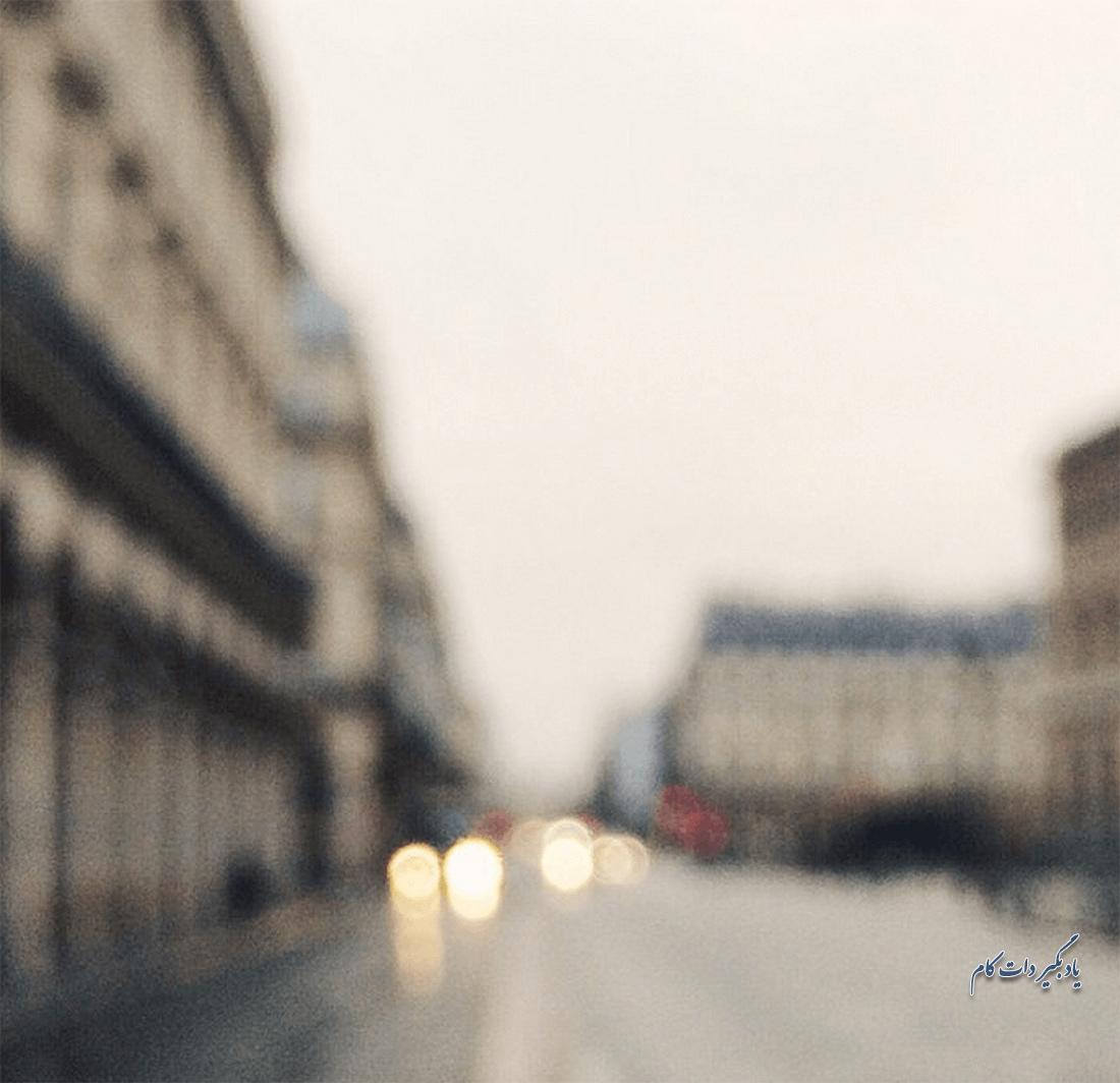ایجاد افکت بلور به صورت آگاهانه و دستی در عکاسی با موبایل