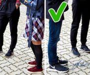 چند قانون لباس پوشیدن که هر کسی باید بداند