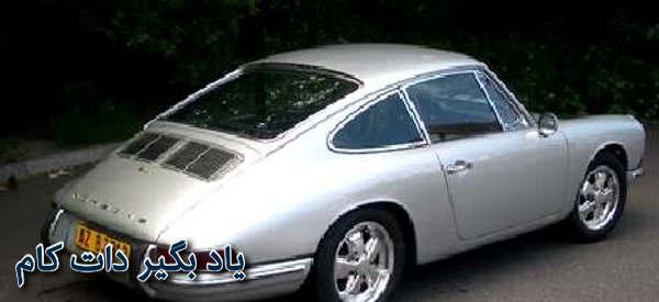 خودروی پورشه 911 دهه ی 1960