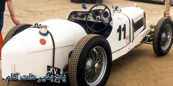 خودروی رایلی بروکلندز دهه ی 1920