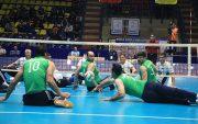 پیروزی والیبال نشسته ایران مقابل بوسنی