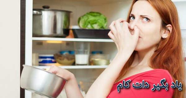 بیزاری از غذاهای بودار در بارداری