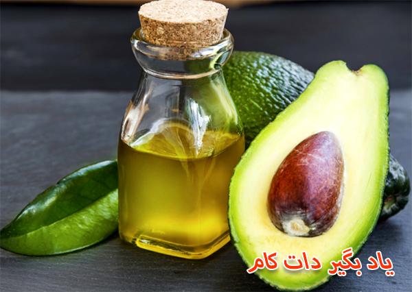 روغن آواکادو مناسب برای رشد و درمان مو