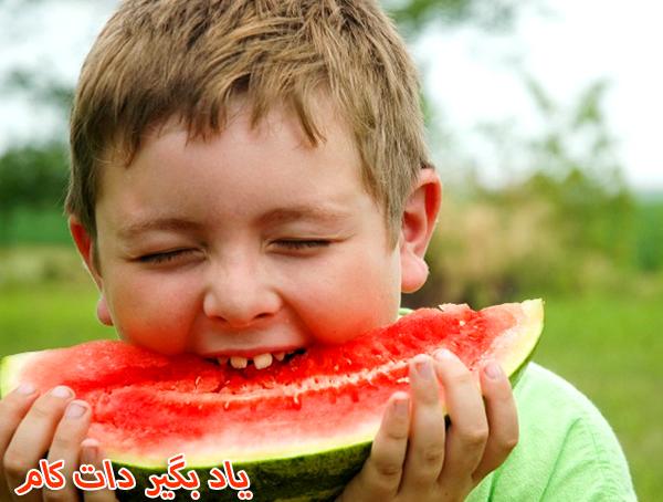 هندوانه با خواص درمانی و لذیذ