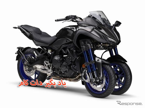 موتور سیکلت نیکن یاماها 2018