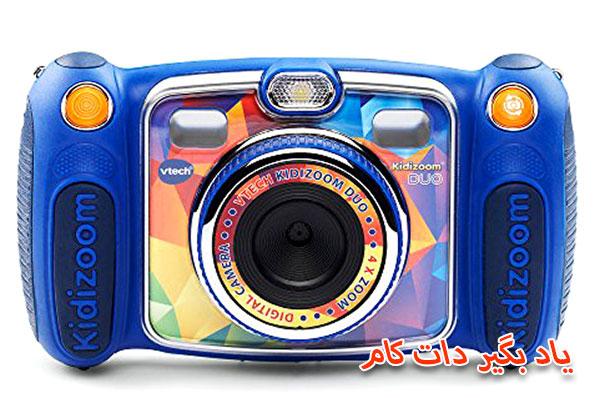 دوربین عکاسی برای کودکان دو لنز