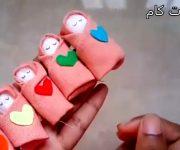 آموزش ساخت نوزاد عروسکی
