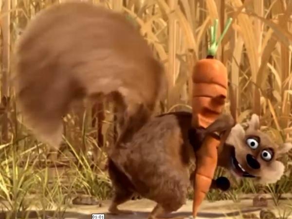 کارتون زیبایی از حیوانات برای خردسالان