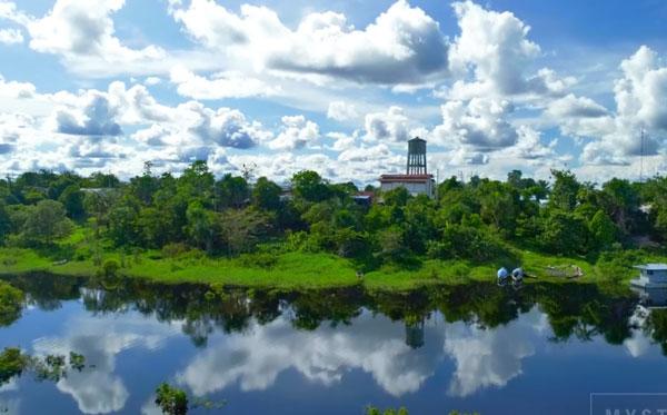 فیلمی کوتاه از زیبایی های بی نظیر کشور پرو