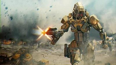 ربات های نظامی آینده