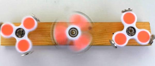 آزمایش های جالب فیزیک آهنربا انبساط چرخش