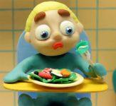 کارتون کودکانه خمیربازی برای خردسالان