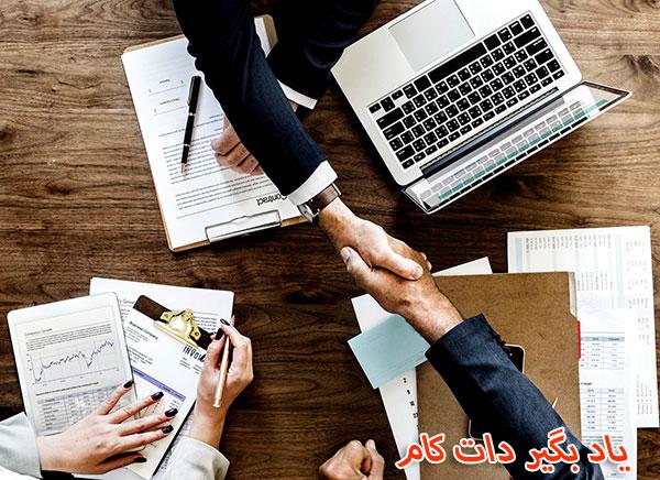 در کسب و کار خانگی از متخصصان کمک بگیرید