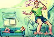 بیماری افت فشار خون وضعیتی سرگیجه
