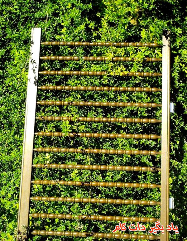 نردبانی برای گیاهان رونده