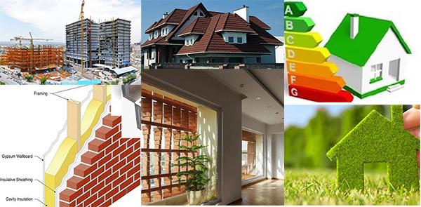 تعاریف مهم در مبحث ساختمان
