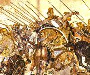جنگ طوس با پسر سیاوش، داستان شاهنامه