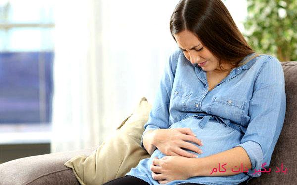 آیا احتمال دارد زنی که باردار است پریود شود؟