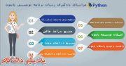 مزایای یادگیری زبان پایتون