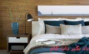 استفاده از تابلو یا نقاشی در اتاق خواب
