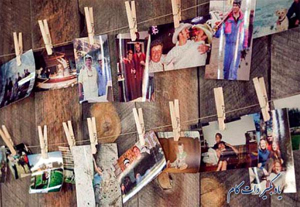 نصب عکسهای خانوادگی