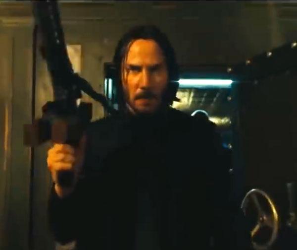 تریلر فیلم سینمایی جان ویک 3