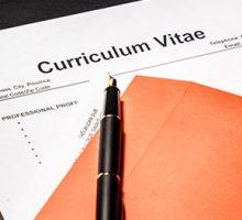 آموزش زبان لیسنینگ صوتی و متن نوشتن رزومه یا cv