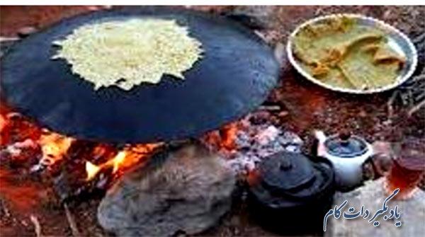 طرز تهیه نان چزنک