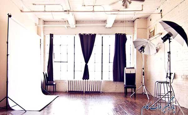کنترل نور در عکاسی در خانه