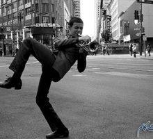 نکاتی در عکاسی خیابانی