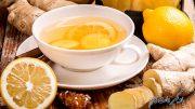 فواید نوشیدن چای زنجفیل