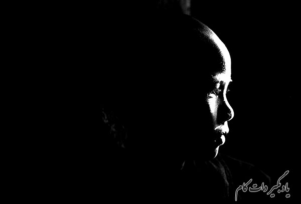 انتخاب سوژه برای تجسم سازی عکس سیاه سفید