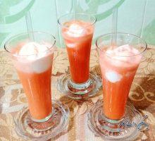 طرز تهیه آب هویج بستنی