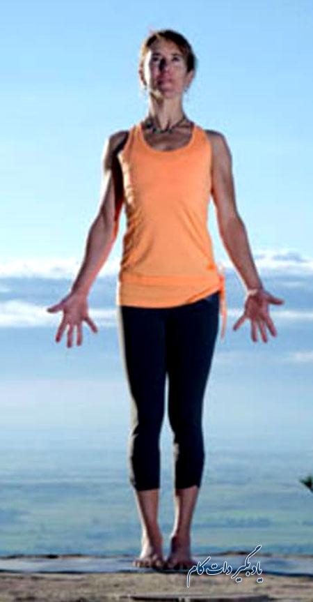 حرکات یوگا برای کوهنوردان
